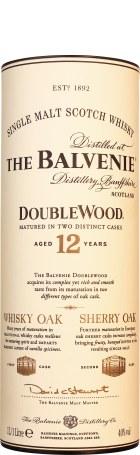 Balvenie 12 years Double Wood 1ltr