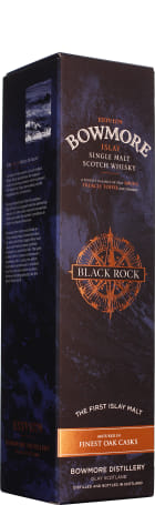 Bowmore Black Rock 1ltr