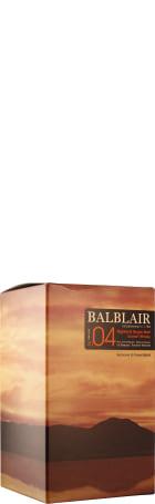 Balblair Vintage 2004 1st Release Single Malt 1ltr