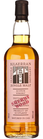 Kilkerran Work in Progress VI Sherry 70cl