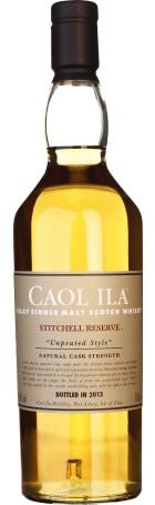 Caol Ila Stitchell Reserve Unpeated 2013 70cl