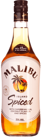 Malibu Spiced 70cl