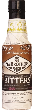 Fee Brothers Whisky Barrel 15cl