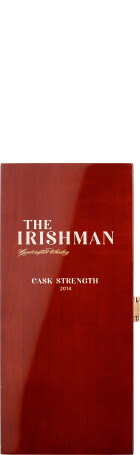 The Irishman Cask Strength 2014 Limited Release 70cl