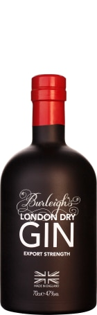 Burleighs London Dry Gin Export Strength 70cl