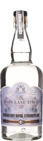 Gin Lane 1751 London Dry Navy Strength Gin 70cl