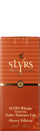 Slyrs Sherry Edition no.2 Pedro Ximenez 70cl