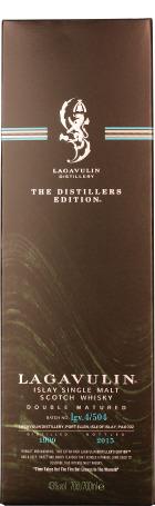 Lagavulin Distillers Edition 1999/2015 70cl