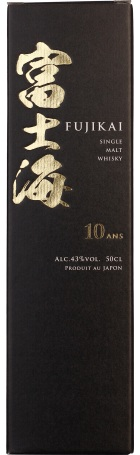 Fujikai 10 years 50cl