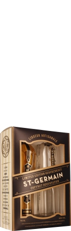 St.Germain Elderflower Giftset 70cl