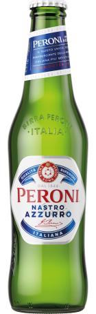 Birra Peroni - Nastro Azzurro 24x33c