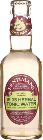 Fentimans Herbal Tonic Water 24x125