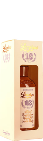 Longrow 18 years 2015 Single Malt Limited Edition 70cl