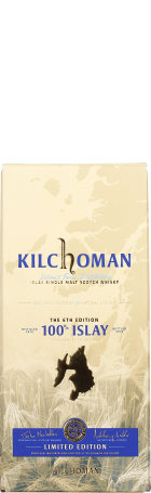 Kilchoman 100% Islay 6th Edition 70cl