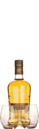 Tomatin Legacy Giftset 70cl