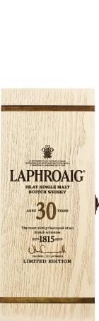 Laphroaig 30 years 70cl