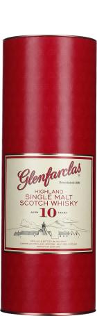 Glenfarclas 10 years Single Malt 70cl
