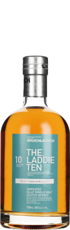 Bruichladdich The Laddie 10 years Single Malt 70cl