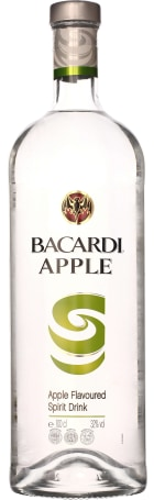 Bacardi Apple 1ltr