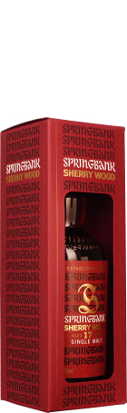 Springbank 17 years Sherry Wood 70cl