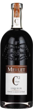 Merlet C2 Caffee & Cognac 70cl
