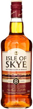 Isle of Skye 8 years 70cl
