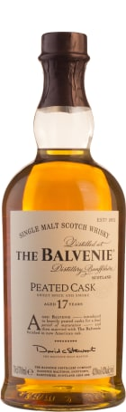 Balvenie 17 years Peated Cask 70cl