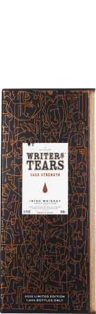 Writers Tears Cask Strength 70cl
