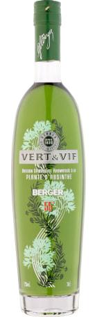 Absinthe Berger Vert & Vif 70cl