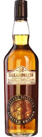 Balmenach 28 years Single Malt 70cl