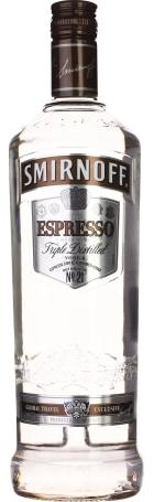 Smirnoff Espresso 1ltr
