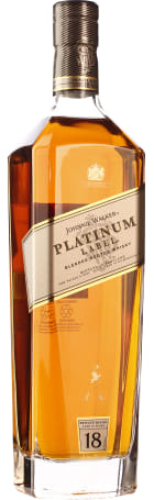 Johnnie Walker Platinum Label 1ltr