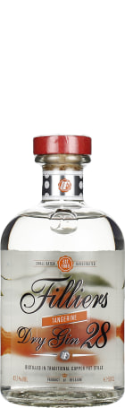 Filliers 28 Tangerine Gin 50cl