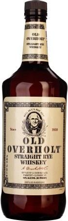 Old Overholt Rye 1ltr