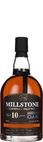 Millstone 10 years Single Malt American Oak 70cl