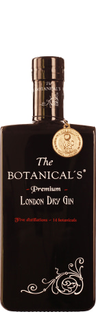 The Botanical's Gin 70cl