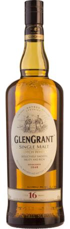 Glen Grant 16 years Single Malt 1ltr