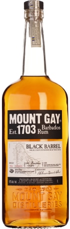 Mount Gay Black Barrel 1ltr