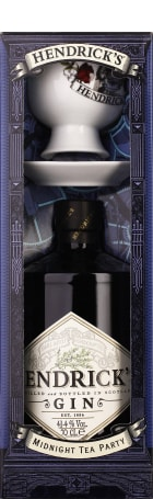 Hendrick's Gin Midnight Tea Party GiftSet 70cl