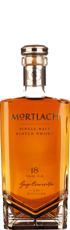 Mortlach 18 years Single Malt 50cl