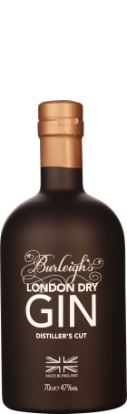 Burleighs London Dry Gin Distiller's Cut 70cl