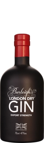 Burleighs London Dry Gin Export Strength 70cl