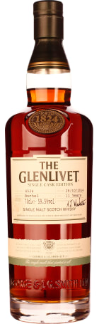 The Glenlivet Bochel Single Cask Edition 70cl