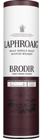 Laphroaig Brodir Port Wood Finish Batch 1 70cl