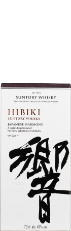 Hibiki Japanese Harmony 70cl