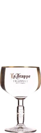 La Trappe glas Bokaal 1x25cl