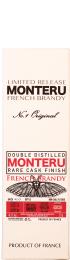 Monteru Brandy Sherry Finish 70cl