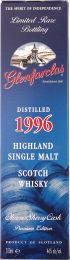 Glenfarclas Vintage 1996 Oloroso Sherry Cask 70cl
