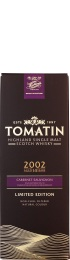 Tomatin 14 years Cabernet Sauvignon 2002 70cl