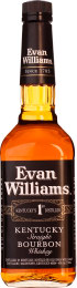 Evan Williams Bourbon Black 70cl